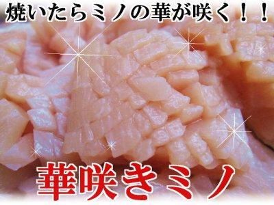 画像1: 【肉の匠 テラオカ】華咲きミノ 100g(約1、5人前)
