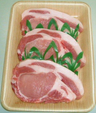 画像1: 【肉の匠 テラオカ】大阪プレミアムポーク 豚ロースステーキ 1枚約100g